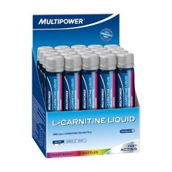 L-Carnitina Lichida Supliment Nutritiv 20x25ml Multipower