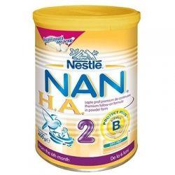 Lapte Praf Nestle NAN HA2 x 400g de la 6luni