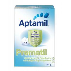 Lapte praf Aptamil Prematil x 600g Nutricia