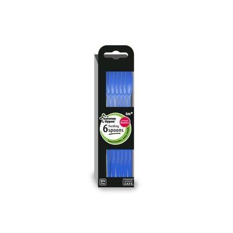 Essentials Basics Lingurite hranire 6 buc