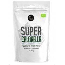 Chlorella pulbere bio x 200g Diet Food