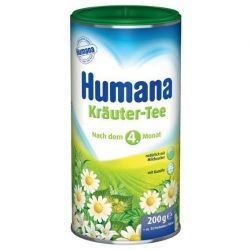 Ceai Humana de plante de la 4 luni x 200g