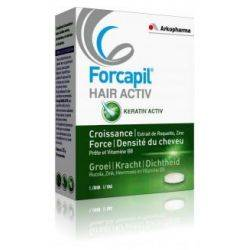 Capsule Forcapil Activ x30capsule