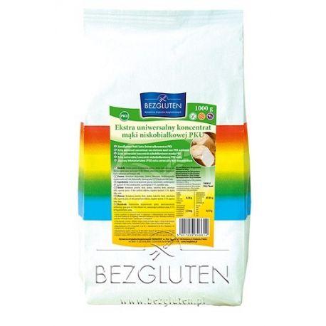 Faina PKU universala pentru paine si patiserie x 1000g Bezgluten