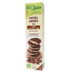 Fursecuri fara gluten cu ciocolata lapte bio x 150g Ma vie sans gluten