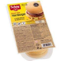 Hamburger fara gluten x 300g (4x75g) Dr. Schar