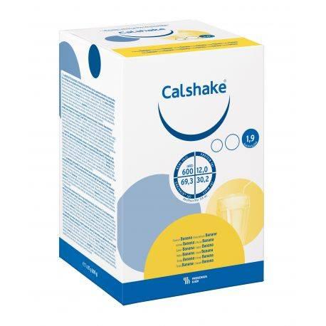 Calshake banane 7plicuri x 87g Fresenius Kabi