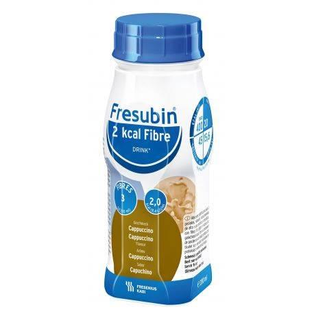Fresubin 2kcal drink cu fibre cappucino x 200ml Fresenius Kabi