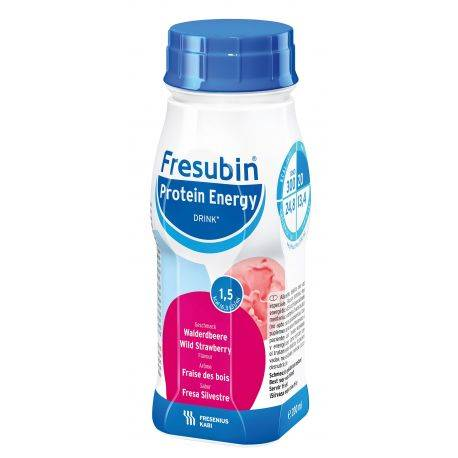 Fresubin protein energy drink fragi x 200ml Fresenius Kabi