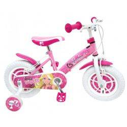 "Bicicleta Barbie 12"" Stamp"