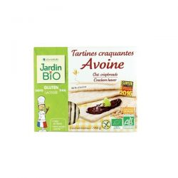 Tartine cu ovaz (fara gluten) x 150g JardinBio