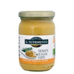 Mustar de Dijon x 200g Il Nutrimento