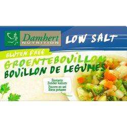 Cub de legume fara gluten x 64g Damhert