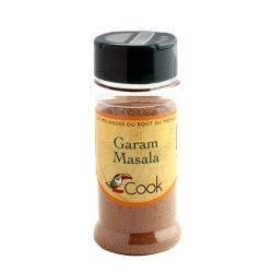 Condiment bio Garam Masala x 35g Cook