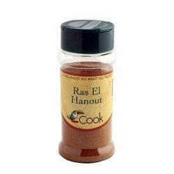 Condiment bio Ras El Hanout x 35g Cook