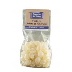 Perle cu miere si cimbrisor x 100g Apidava