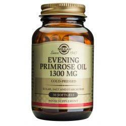 Evening Primrose Oil 1300mg x 30cps moi Solgar