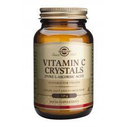 Vitamin C Crystals x 125g Solgar