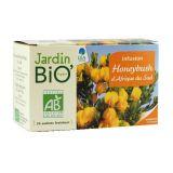 Ceai Honeybush (20 plicuri) 30g JardinBio