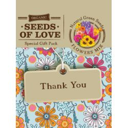 Seeds of love Thank you 1.7g