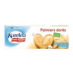 Karelea-Biscuiti palmier fara adaos de zahar x 100g