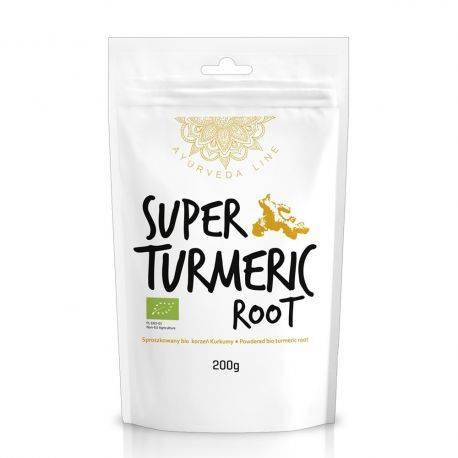 Turmeric pulbere bio x 200g Diet Food