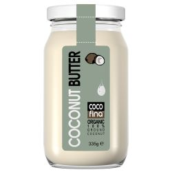 Unt de cocos 100% organic x 335g Cocofina