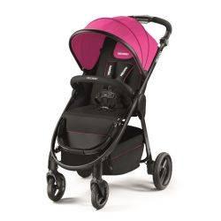 Carucior 2 in 1 pentru Copii Citylife Pink