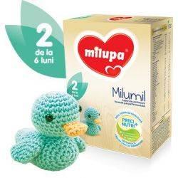 Milupa - Milumil 2 Lapte Praf x 600g