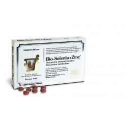 Bio-Seleniu + Zinc x 60cps Pharma Nord
