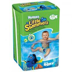 Huggies Little Swimmers S (7-12kg)