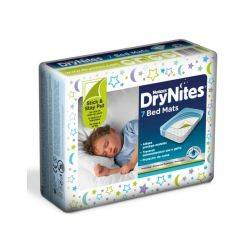 Aleze Huggies Dry Nites x 7buc