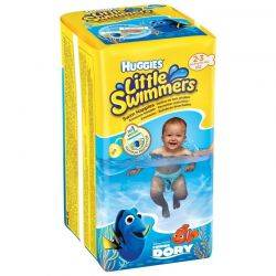Huggies Little Swimmers XS (3-8kg) x12buc
