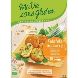 Falafel Eco (chiftelute de naut) cu legume si curry x 150g Ma vie sans gluten