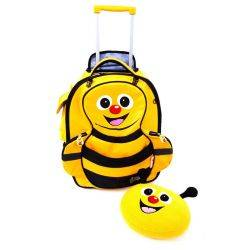 Troler Soft Cazbi the Bee Cuties & Pals