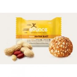 Snack protein Bounce cu alune x 40g