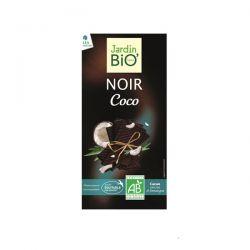 1231966 JB-ECO Ciocolata neagra cu nuca de cocos 100g