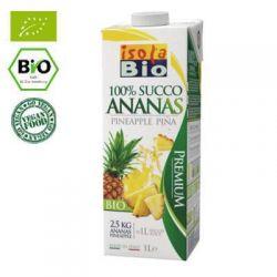 Suc bio de ananas 100% x 1000ml Isola Bio