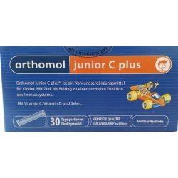 Orthomol Immun Junior C Plus x 30 Plicuri