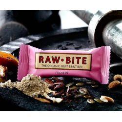 RawBite Baton proteic x 50g