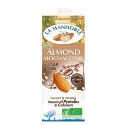 Lapte de migdale Mochaccino fara zahar x 1000ml La Mandorle