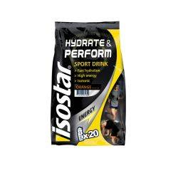 Isostar H&P Pudra Izotonica Orange Economy Pack x 800g