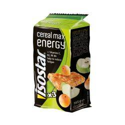 Isostar Baton cereal max mere-caise 3 x 55g