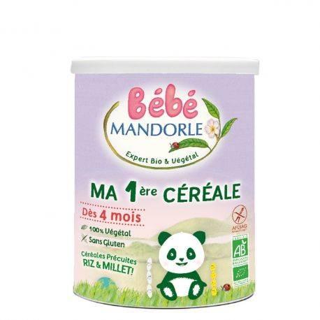 Cereale pentru bebelusi de la 4 luni x400g