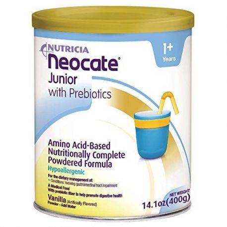 Neocate Junior Capsuni x 400g Nutricia