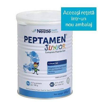 Nestle Peptamen Junior x 400g