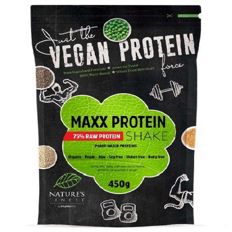 Max Shake cu 75% proteine x 450g Nutrisslim Superfood