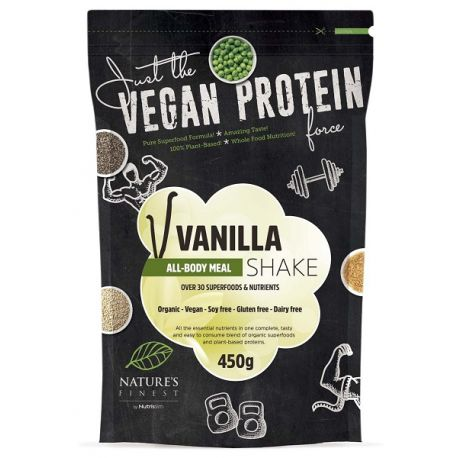 Vanilla Eco All-Body Meal Shake x 450g Nutrisslim