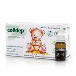 COLIDEP Solutie orala Dr. Phyto 44ml (8fl x 5.5ml) de la nastere