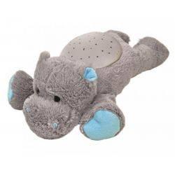 Amic pentru imbratisari Hipopotam CloudB